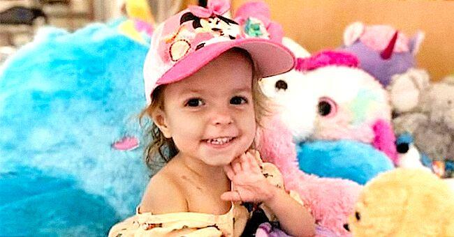 L'histoire d'une fillette de 2 ans qui a vaincu une forme très rare de cancer