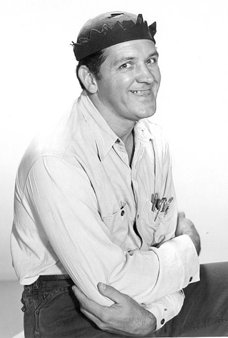 "George Lindsey as Goober Pyle in ""The Andy Griffith Show"" 