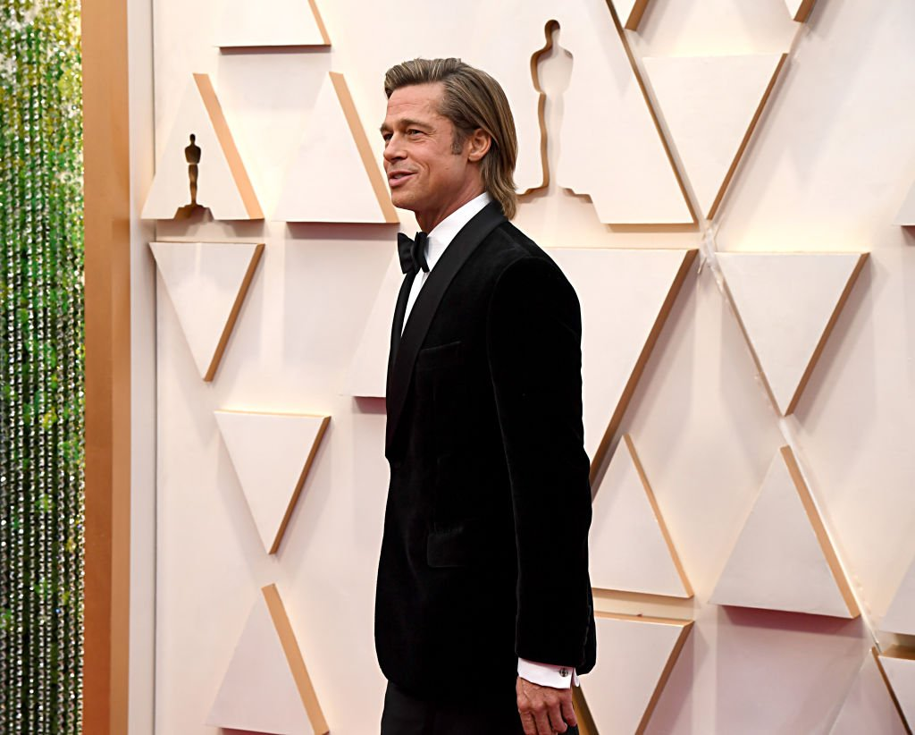 Brad Pitt attends the 92nd Annual Academy Awards at Hollywood and Highland on February 09, 2020. | Source: Getty Images
