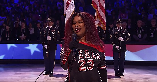 Chaka Khan Opened 2020 NBA All-Star Game with A Cappella Rendition of the National Anthem