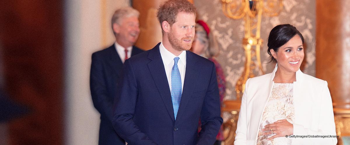 Meghan Markle und Prinz Harry grüßen die Königin mit warmen Worten an ihrem 93. Geburtstag