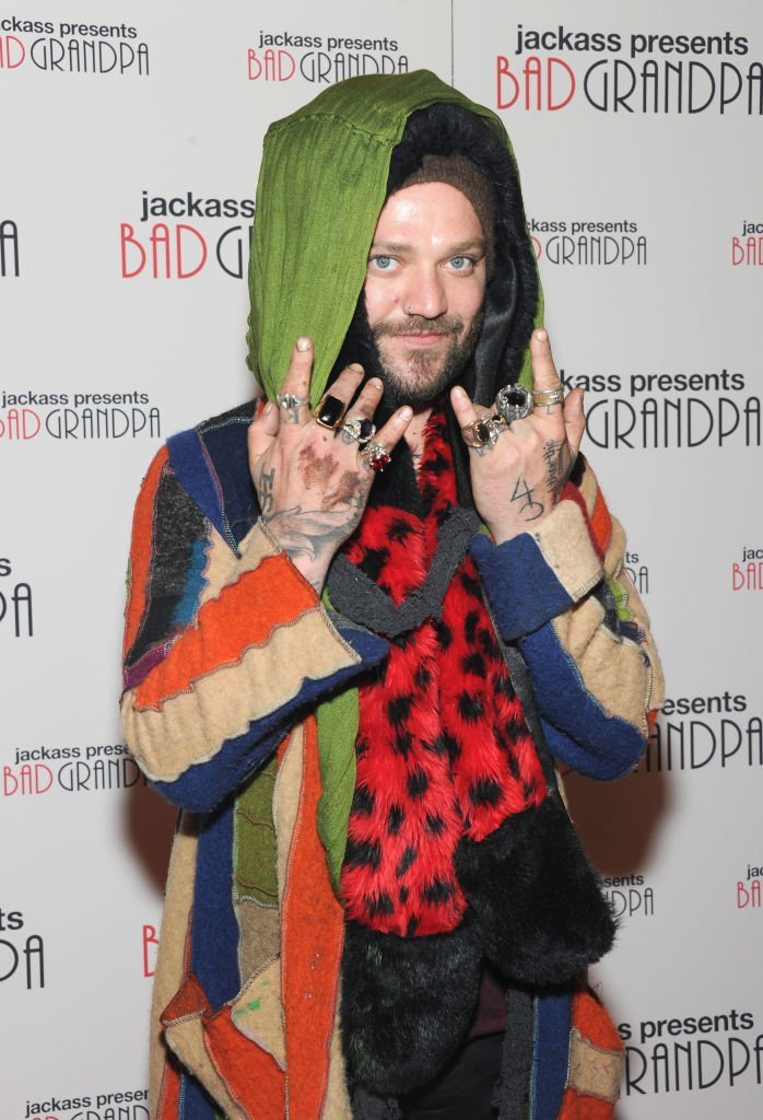 Bam Margera at Sunshine Landmark on October 21, 2013 in New York City | Source: Getty Images