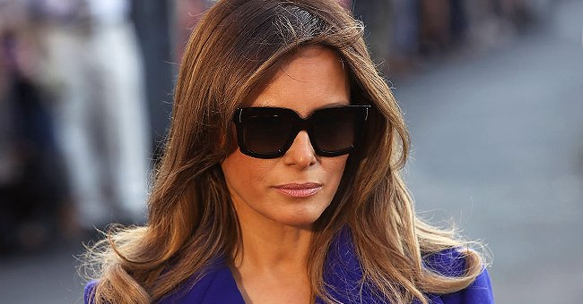 Melania Trump Expresses Gratitude for Those Going above & beyond to Help Others in Need in New Post