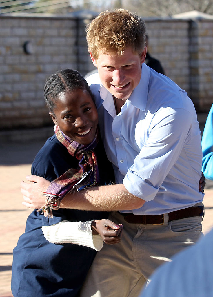 Image Credits: Getty Images/ Prince Harry in Maseru, Lesotho