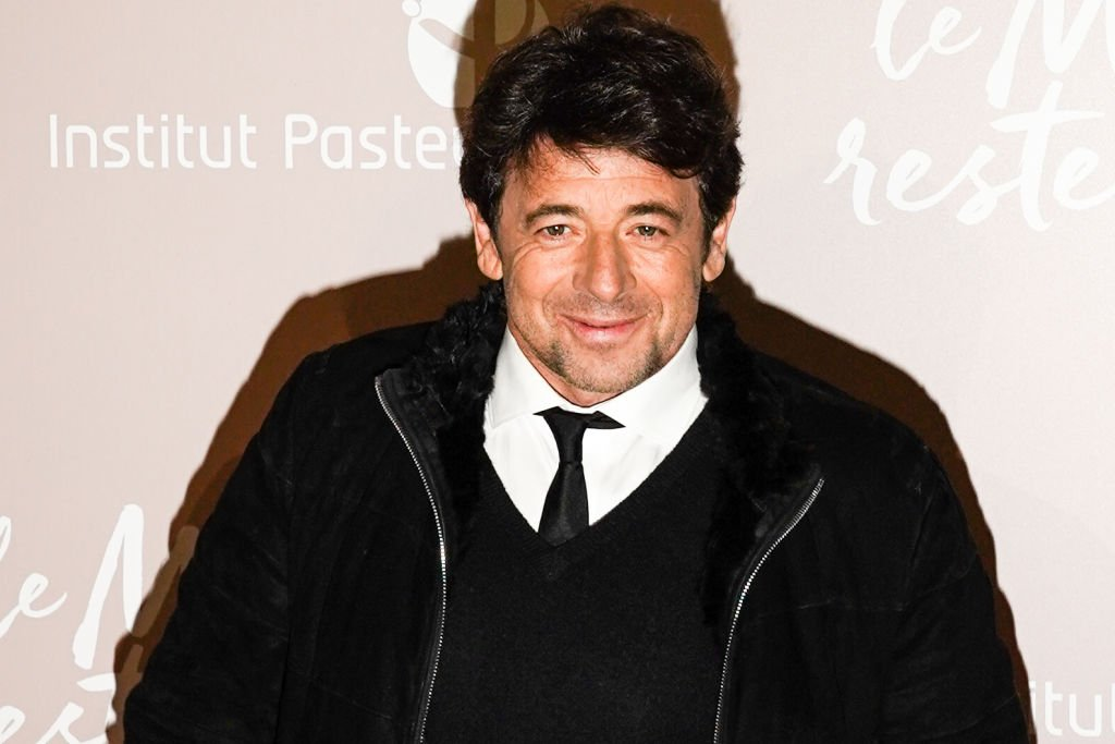 "Patrick Bruel assiste à la première ""Le Meilleur Reste A Venir"" au Grand Rex le 02 décembre 2019 à Paris, France. 