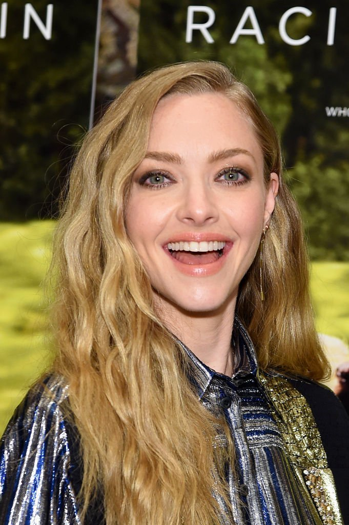 "Amanda Seyfried attends ""The Art Of Racing In The Rain"" New York Premiere at the Whitby Hotel  