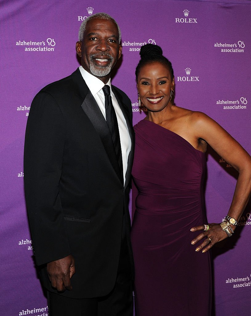 Dan Gasby and B. Smith attend Alzheimer's Association 32nd Annual Rita Hayworth Gala at Cipriani 42nd Street on October 27, 2015 | Photo: Getty Images