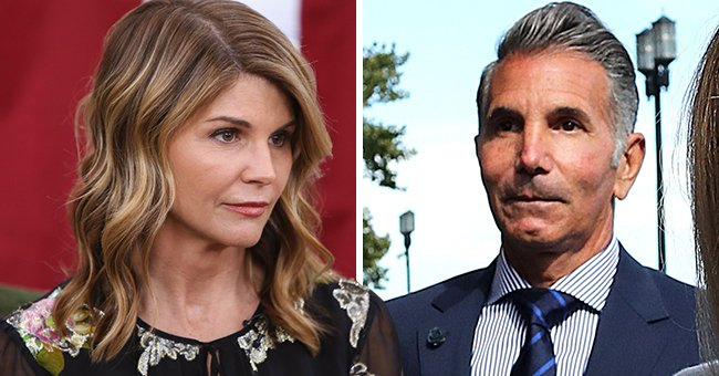 Daily Mail: Lori Loughlin's Husband Mossimo Giannulli Has Been Struggling with Life in Prison