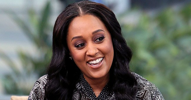 See How Tia Mowry's Kids Have Made Her Days Better despite These Challenging Times