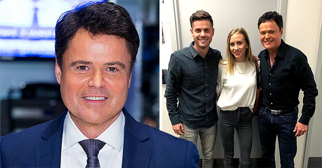 Donny Osmond Gives Son Christopher's Wife Alta a Happy Birthday on Instagram