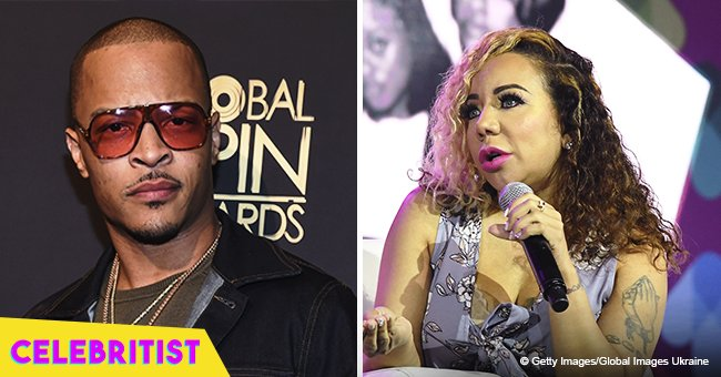 Tiny slams T.I. for mentioning his 'side pieces' and criticizing marriage