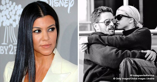 Kourtney Kardashian reveals her reaction if Scott Disick hypothetically proposed to Sofia Richie