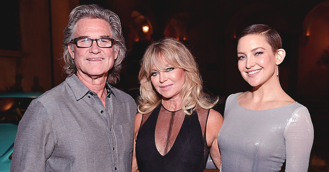Kate Hudson & Brother Oliver Recall 1st Time Mom Goldie Hawn Brought Kurt Russell Home on 'Sibling Revelry' Podcast