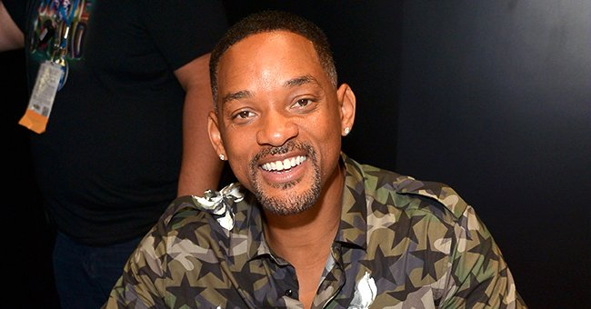 Will Smith's 1st Wife Sheree Zampino Stuns in Pic Wearing Blue Outfit & Huge Dangling Earring