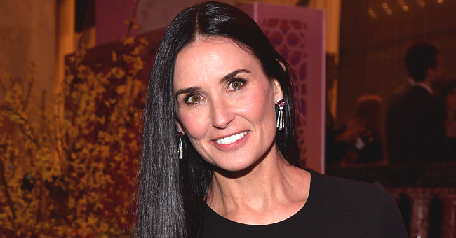 Demi Moore's Three Marriages and Three Children