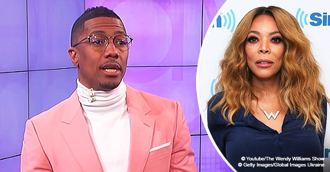 Nick Cannon gives emotional update on Wendy Williams, helping her shut down divorce rumors