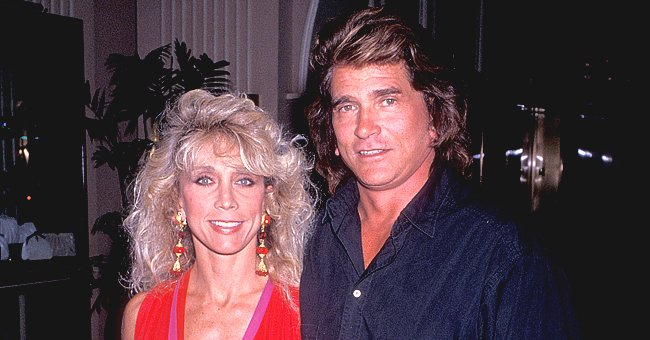 Michael Landon's Widow Cindy Reveals She Hurt Her Hand While Mountain Biking and Fans Show Their Support
