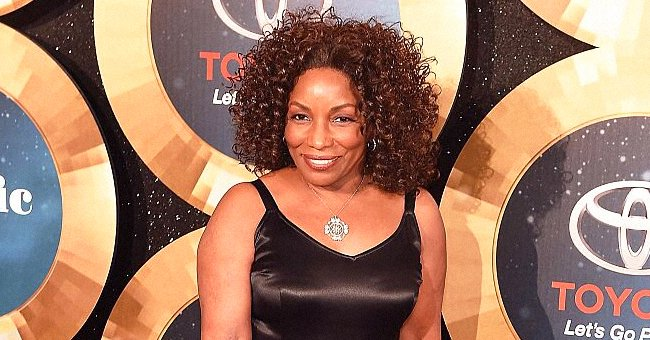 Stephanie Mills Joyfully Dances with Her Special Needs Son Farad Mills Amid Pandemic
