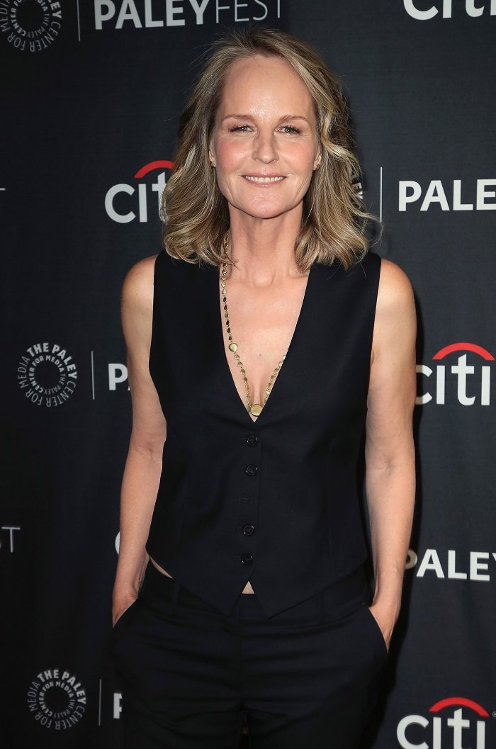 Helen Hunt attends The Paley Center for Media's 2019 PaleyFest Fall TV Previews l Picture: Getty Images