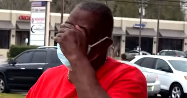 Watch This High School Janitor's Emotional Reaction after He Was Gifted a Car