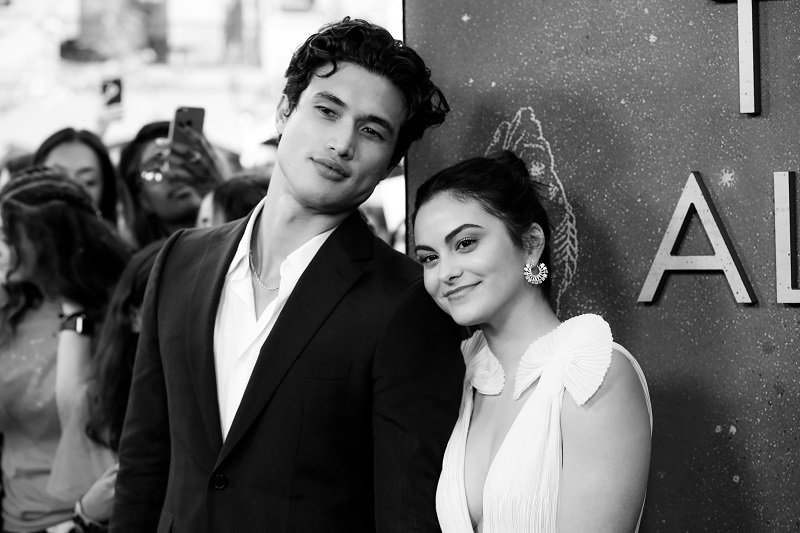 Charles Melton and Camila Mendes on May 13, 2019 in Los Angeles, California | Photo: Getty Images