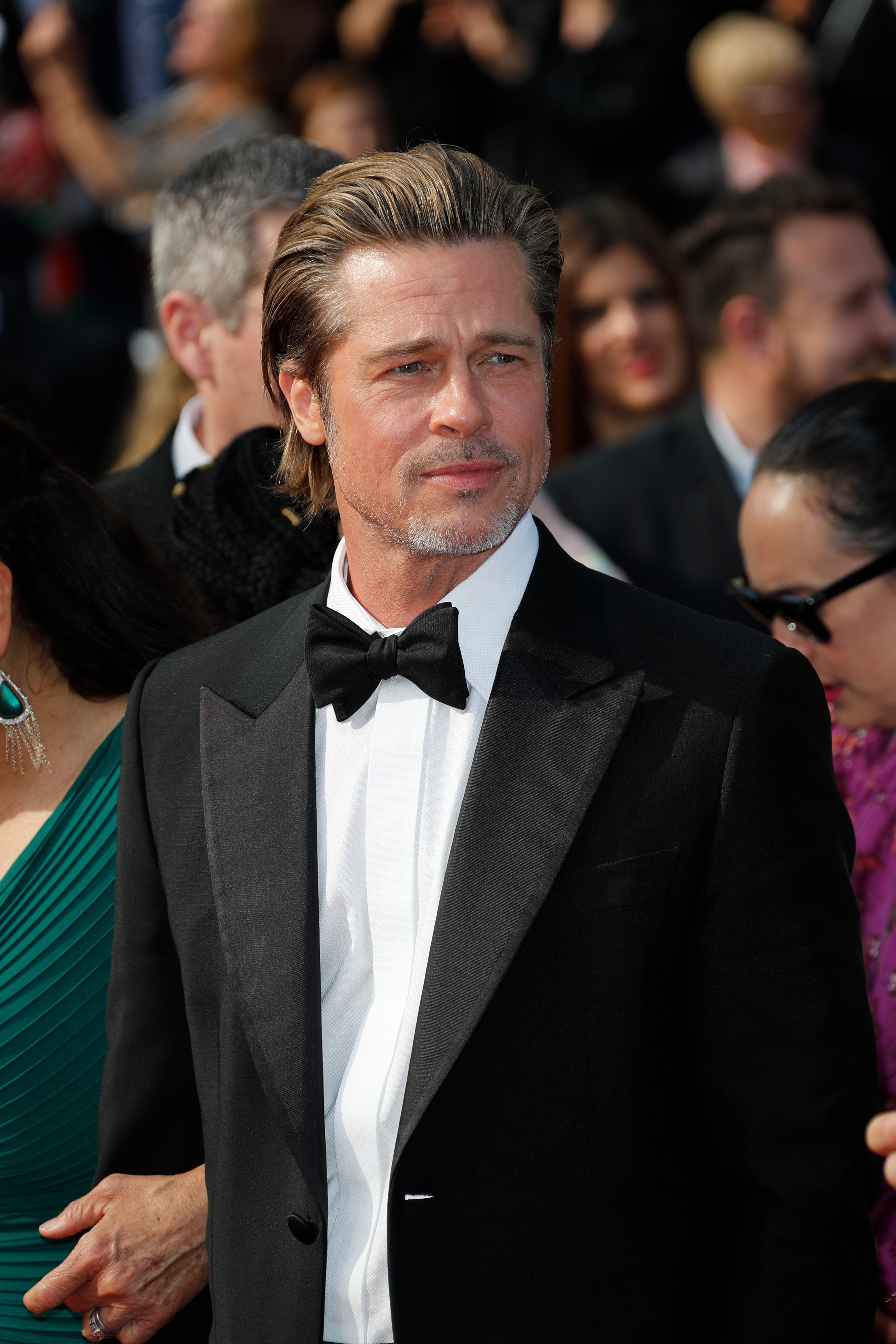 Brad Pitt at the 72nd annual Cannes Film Festival on May 21, 2019 in Cannes, France | Photo: Getty Images