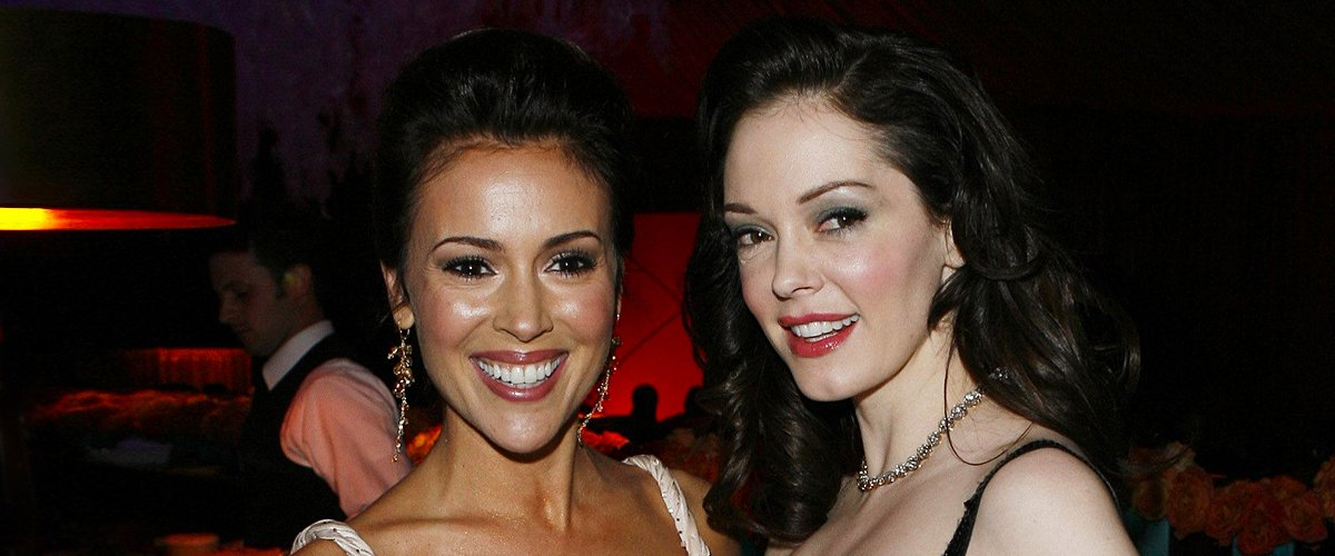 Rose McGowan and Alyssa Milano's Feud Explained — inside the 'Charmed' Co-stars' Drama