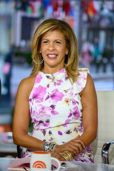 "Hoda Kotb on the ""Today"" show on Monday, September 23, 2019 