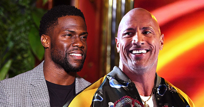 Dwayne Johnson Left His Honeymoon Early to Sub for Kevin Hart on 'The Kelly Clarkson Show' Premiere