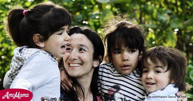 Madre de 3 niños con una rara enfermedad lucha contra una farmacéutica para salvar a sus hijos
