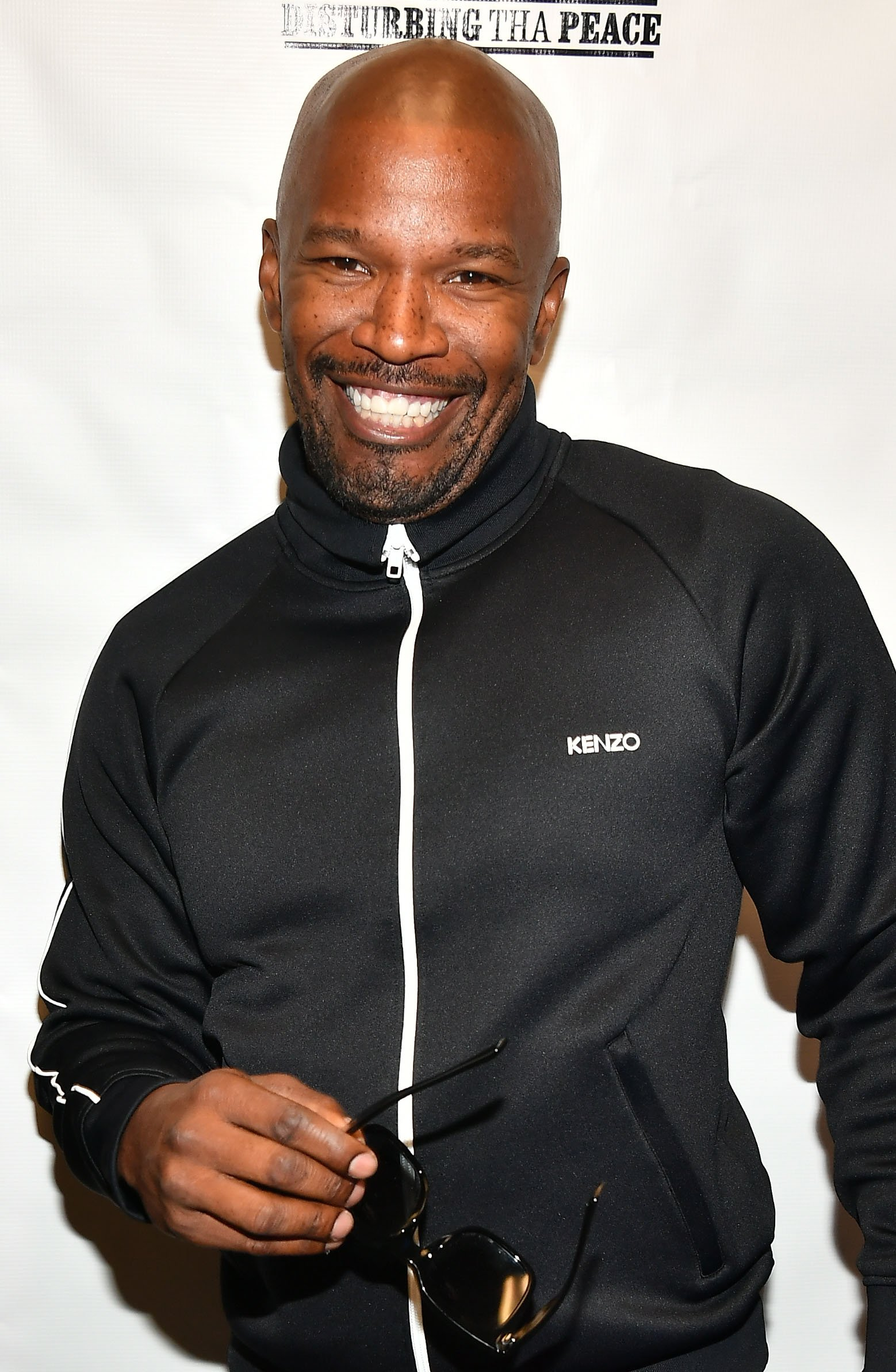 Jamie Foxx at the 2018 LudaDay Celebrity Basketball Game. | Photo: Getty Images