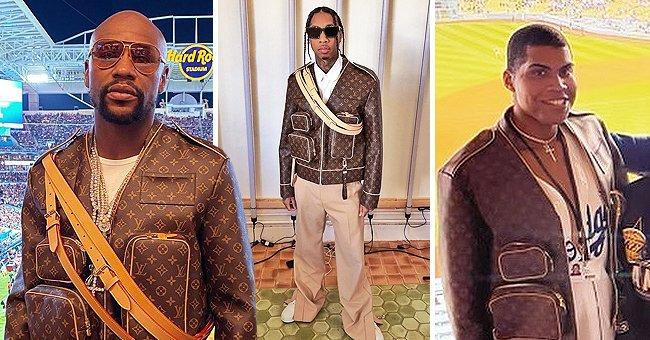 Several Celebrities Wear the Same Louis Vuitton Monogram Jacket with Several Pockets – See Their Photos