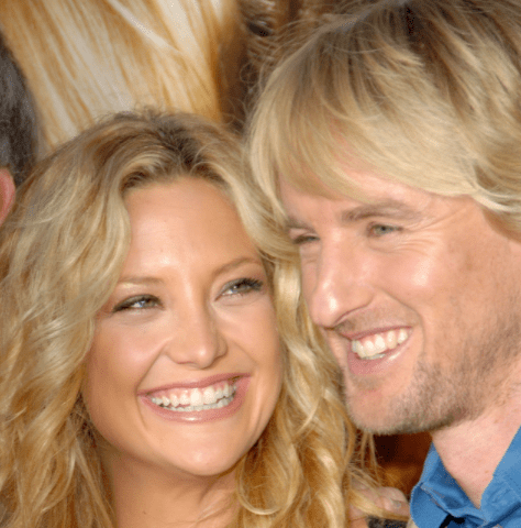 """Kate Hudson and Owen Wilson during """"You, Me and Dupree"""" World Premiere - Arrivals at Arclight in Hollywood, California, United States. 