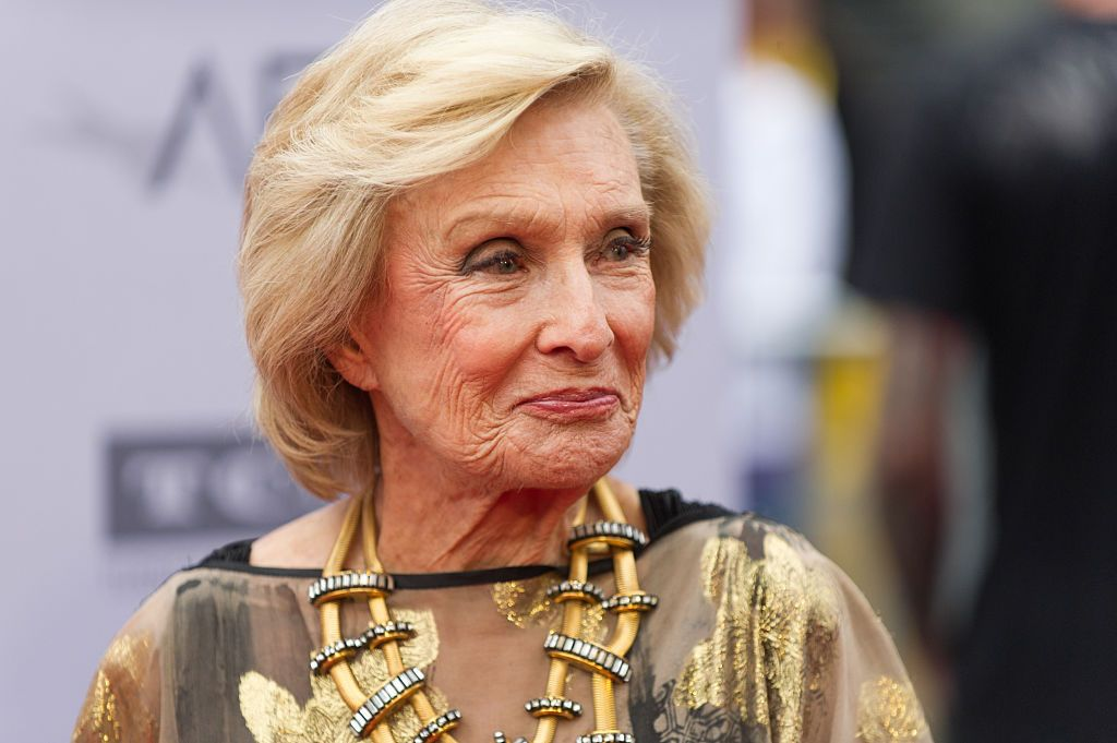 Cloris Leachman at the 2016 American Film Institute Life Achievement Awards Honoring John Williams at Dolby Theatre on June 9, 2016 in Hollywood, California. | Photo: Getty Images