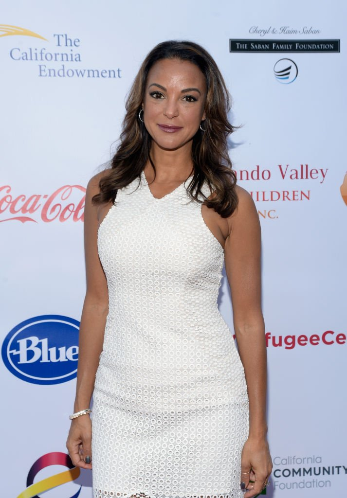 Actress Eva LaRue attends the Champion For Children Gala and Awards celebration at Sportsman's Lodge on August 11, 2018 | Photo: Getty Images