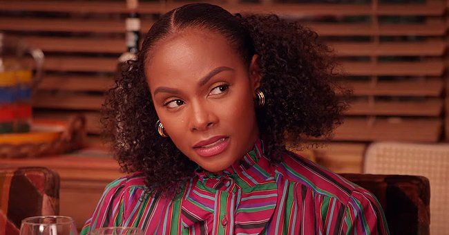 Look at 'Mixed-Ish' Star Tika Sumpter's Daughter Ella Enjoy a Scenic Nature Walk (Photo)