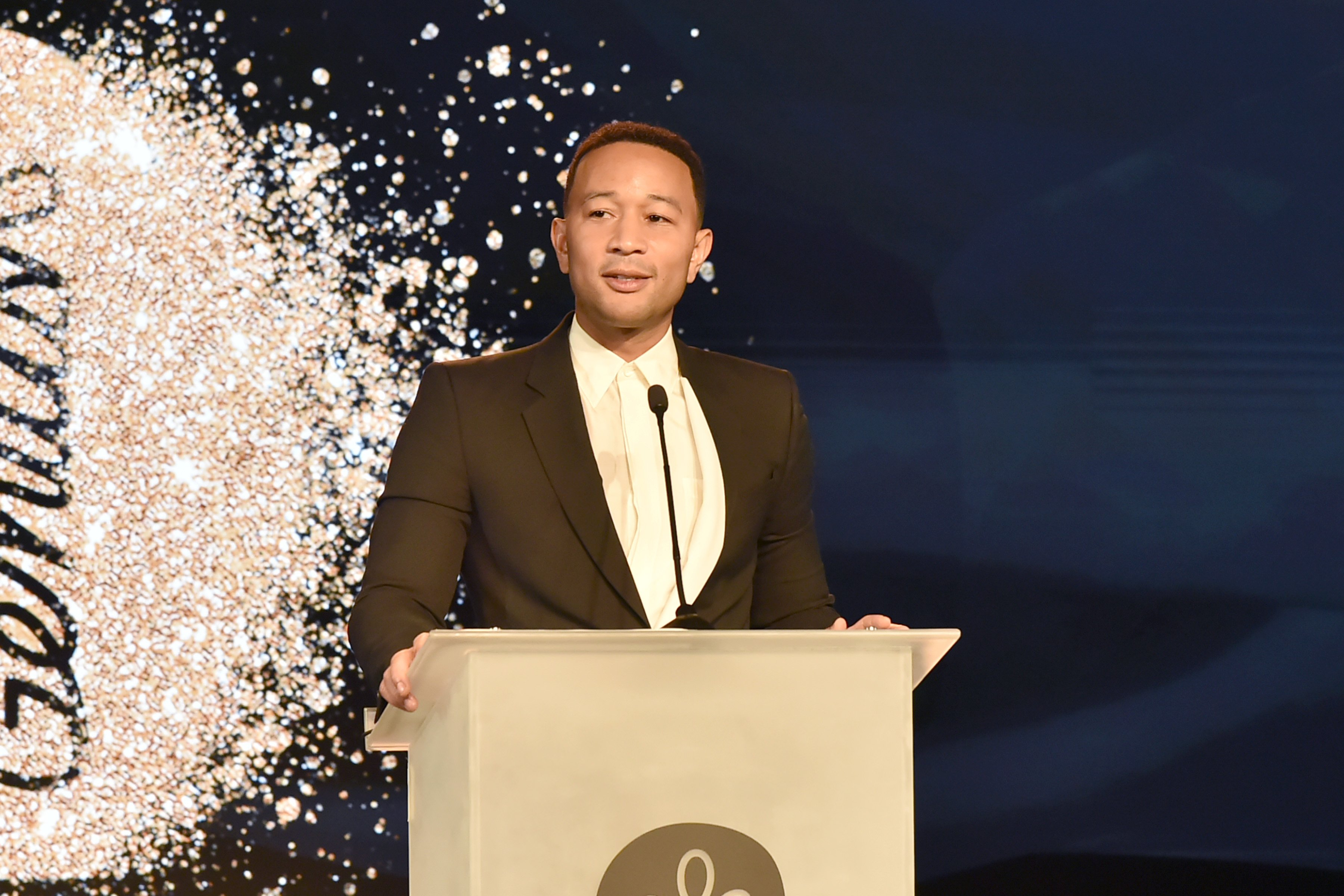 John Legend on November 04, 2019 in Palm Springs, California | Photo: Getty Images