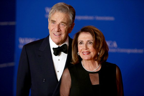 Nancy und Paul Pelosi | Quelle: Getty Images