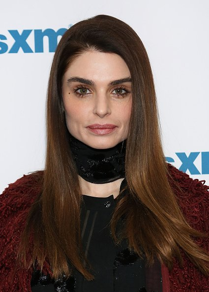 Aimee Osbourne at SiriusXM Studios on April 2, 2015 in New York City. | Photo: Getty Images