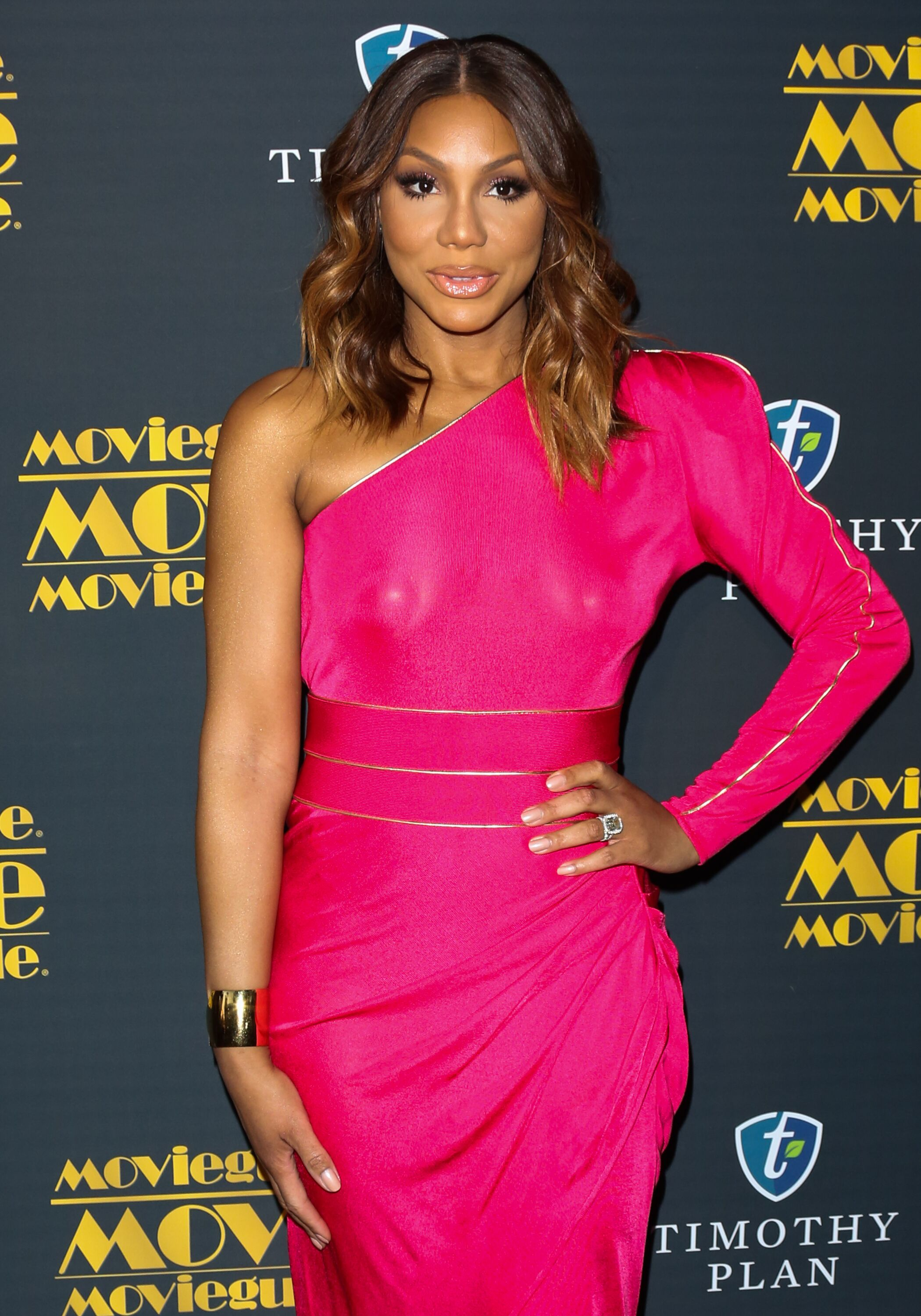 Tamar Braxton at the 24th Annual Movieguide Awards Gala in February 2016. | Photo: Getty Images
