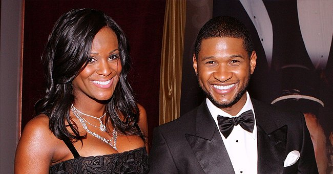 Usher Has 2 Sons with Ex-Wife Tameka Foster and They Look Just like Their R&B Singer Dad