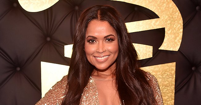 Tracey Edmonds & Fiance Deion Sanders Glow with Happiness in Easter Photo