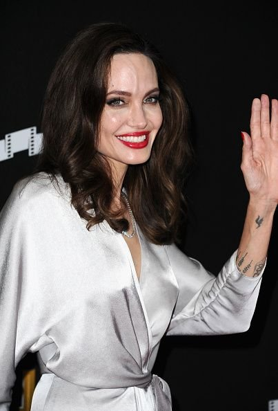 Angelina Jolie at the 21st Annual Hollywood Film Awards, Beverly Hills, 2017 | Photo: Getty Images