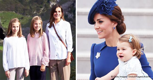 Cómo las madres del mundo de la realeza crían y educan a sus hijos