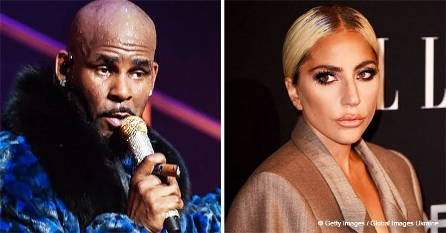 Lady Gaga finally breaks silence about working with R. Kelly