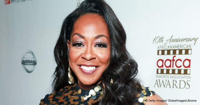 Tichina Arnold Looks Amazing as She Shows off Her Dance Moves in Green Dress & Black Boots (Video)
