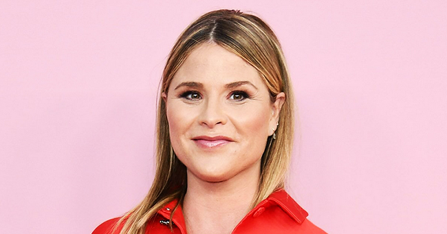Jenna Bush Hager of 'Today' Show Shares New Pic of Baby Boy Hal & Fans Say He Looks like Grandpa George