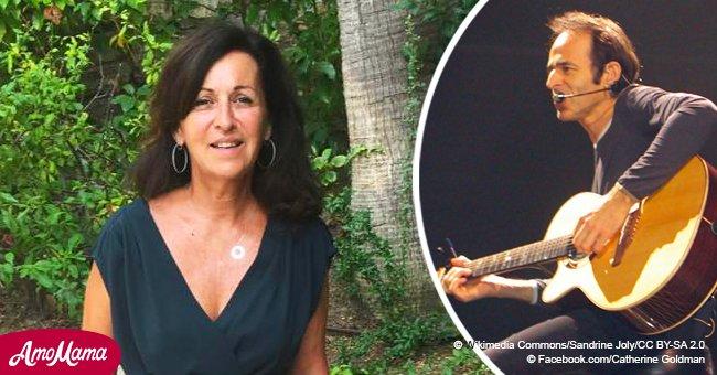 Jean Jacques Goldman a 67 ans sa première épouse discrète