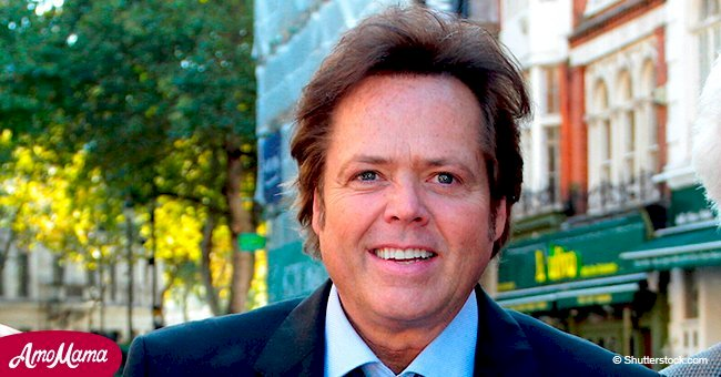 Jimmy Osmond, brother of Mary Osmond,  suffered massive stroke during pantomime