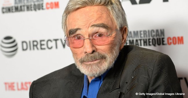 Burt Reynolds opened up about his work in a final interview before he died